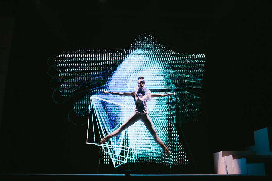 Představení mezi předáváním. Foto: Unie vydavatelů