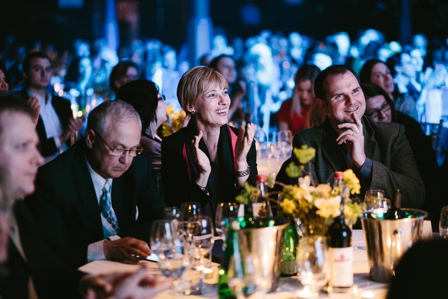 Mezi hosty i zpravodaj ČTK Vít Juhaňák (vpravo). Foto: Unie vydavatelů