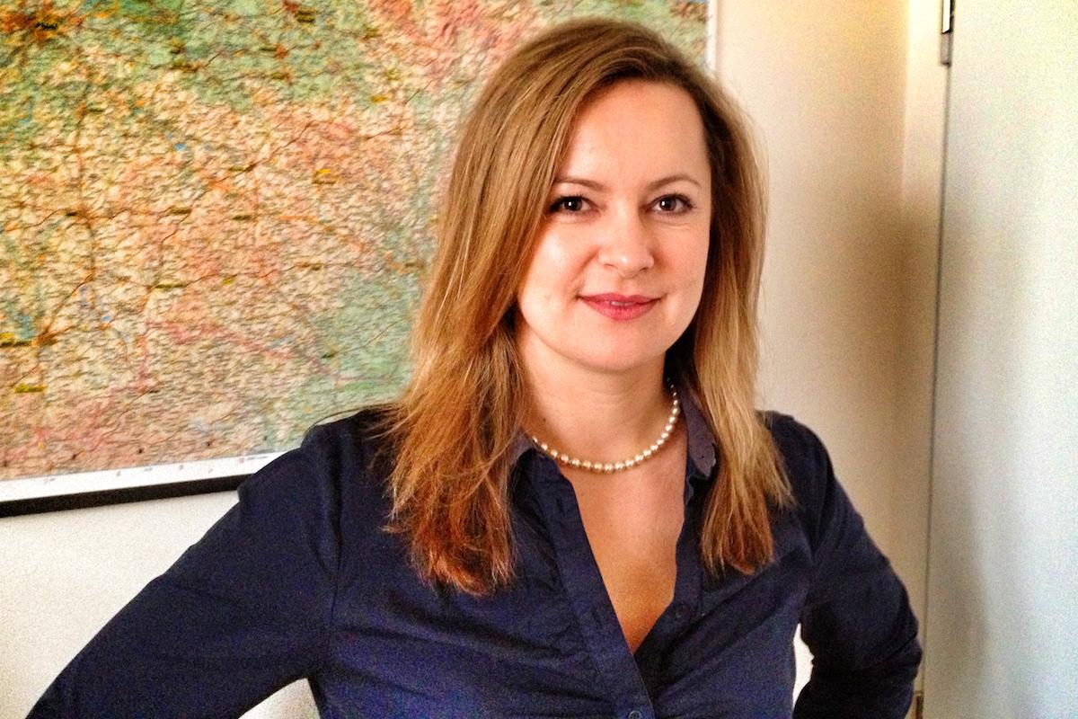 Barbora Wagnerová, většinová majitelka agentury Friendly