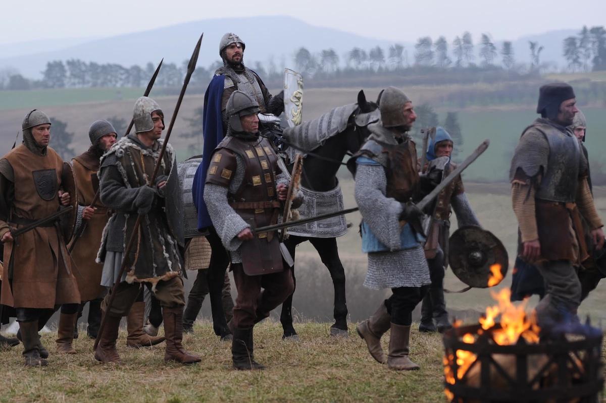 Nový mezinárodní spot Visa se odehrává v kulisách středověké bitvy