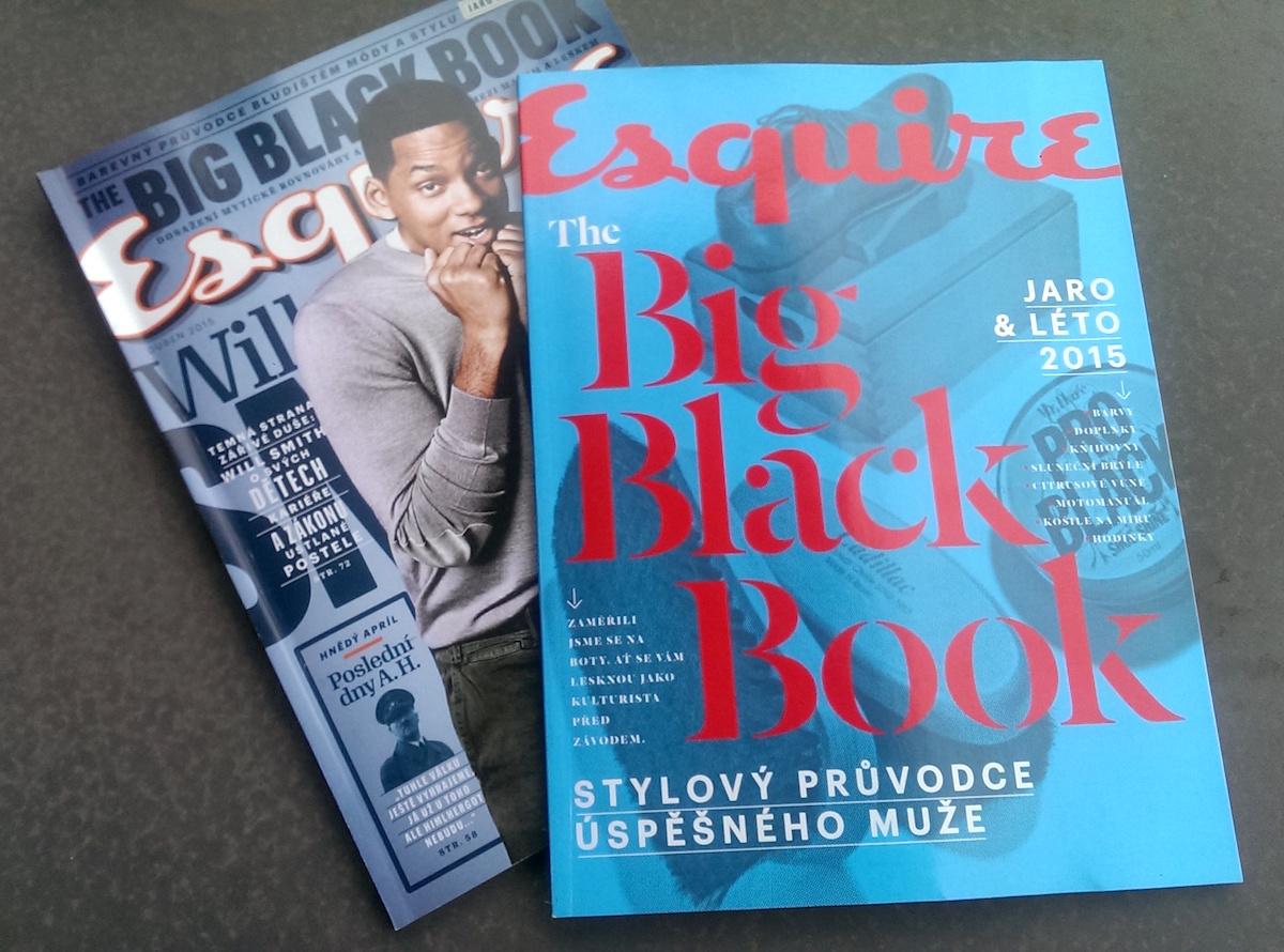 Aktuální módní speciál časopisu Esquire