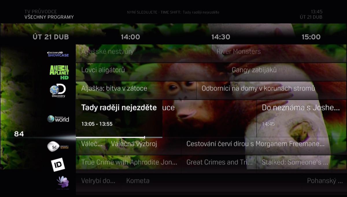 Uživatelské prostředí služby Horizon