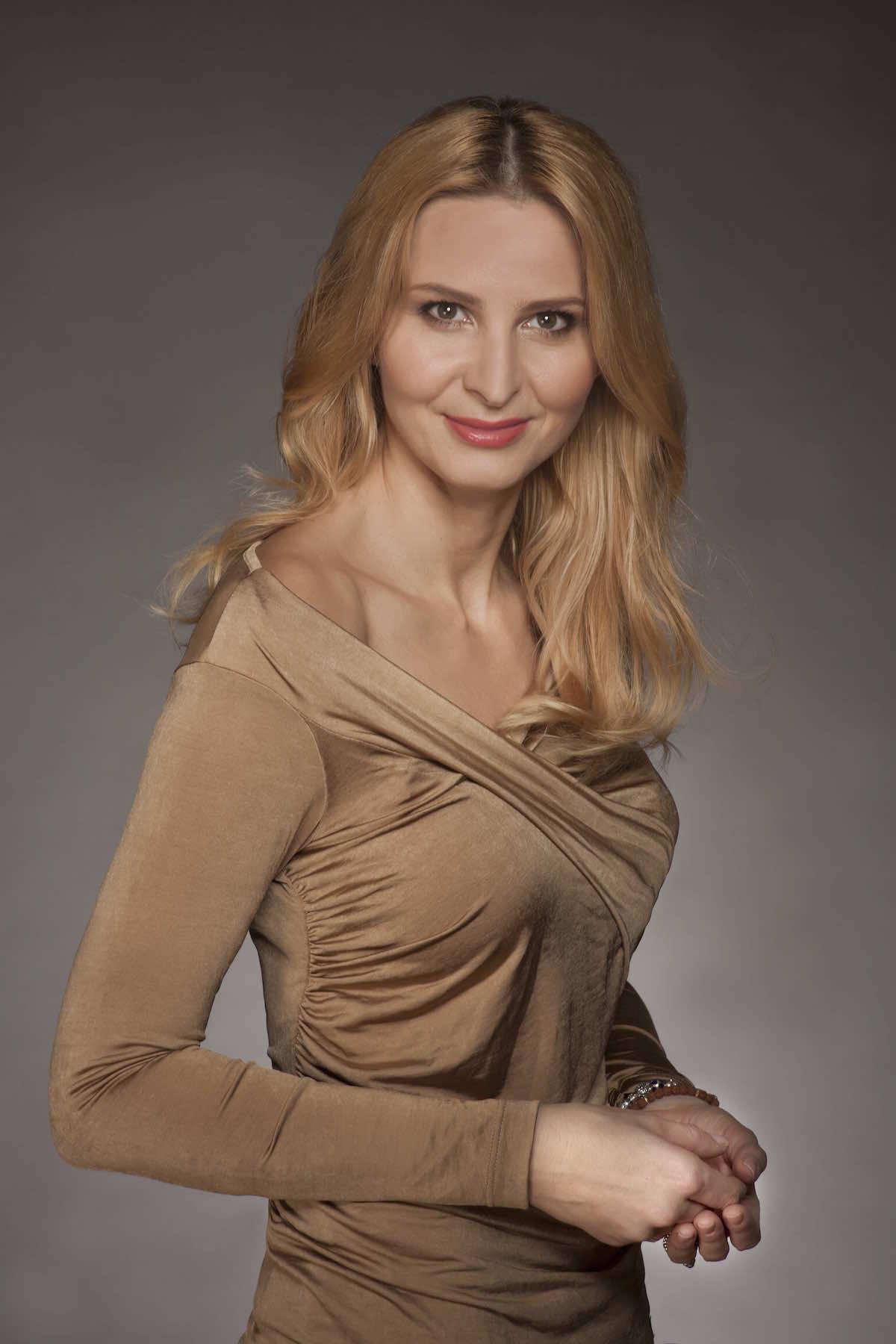 Ivana Gottová. Foto pro TV Prima: Lenka Hatašová