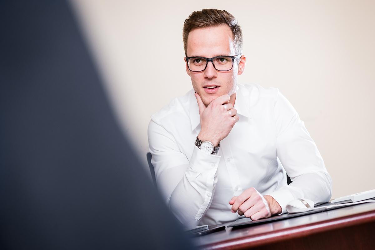 Provozovatelem a většinovým majitelem služby Košík.cz je Jakub Šulta. Foto: Vojta Herout