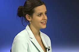 Mluvčí Hospodářské komory je Kyselová z ČT