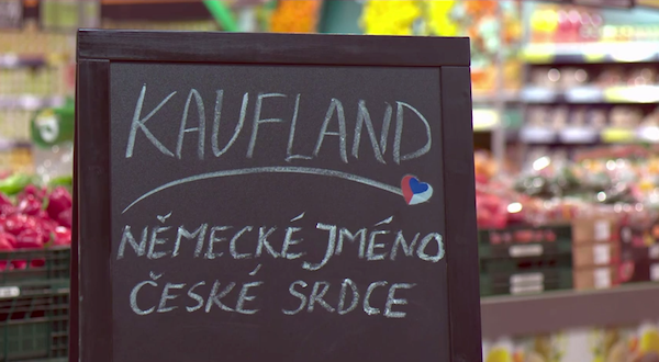 Z aprílového spotu Kauflandu