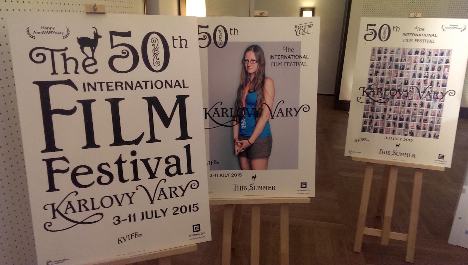Nové logo filmového festivalu