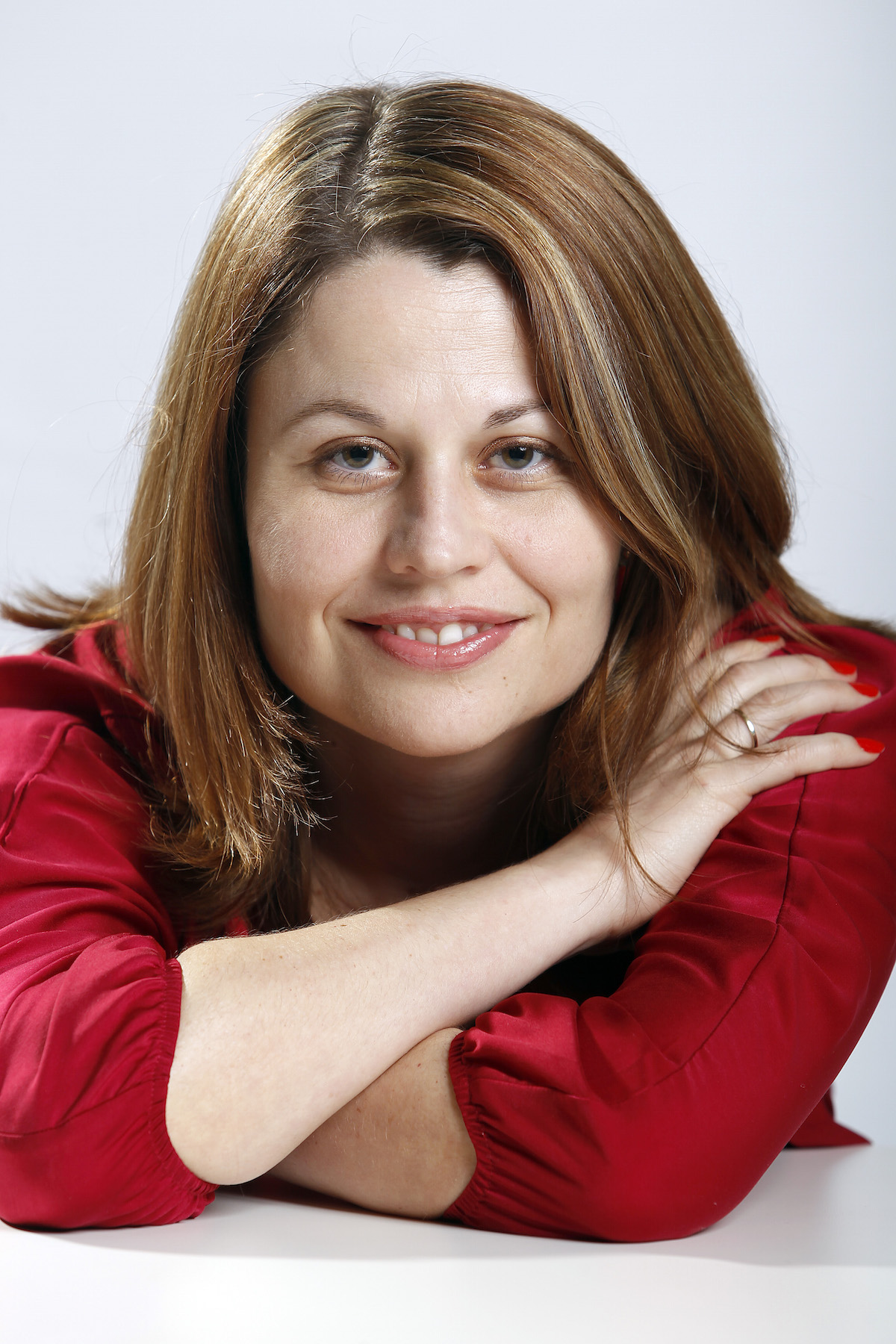 Lucie Vaníčková. Foto: Jiří Koťátko