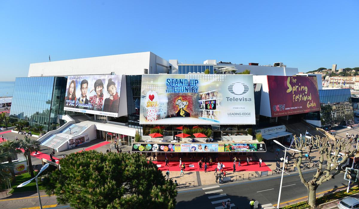 Televizní veletrh v Cannes