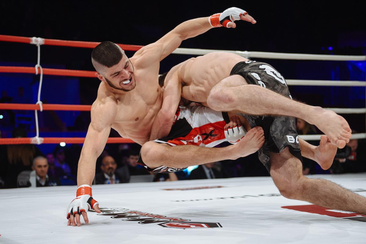 Bojové sporty na O2 Sport