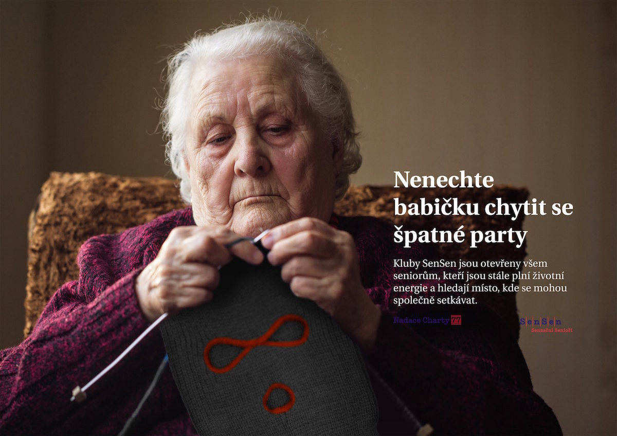 Vítězná práce žen ze Saatchi & Saatchi