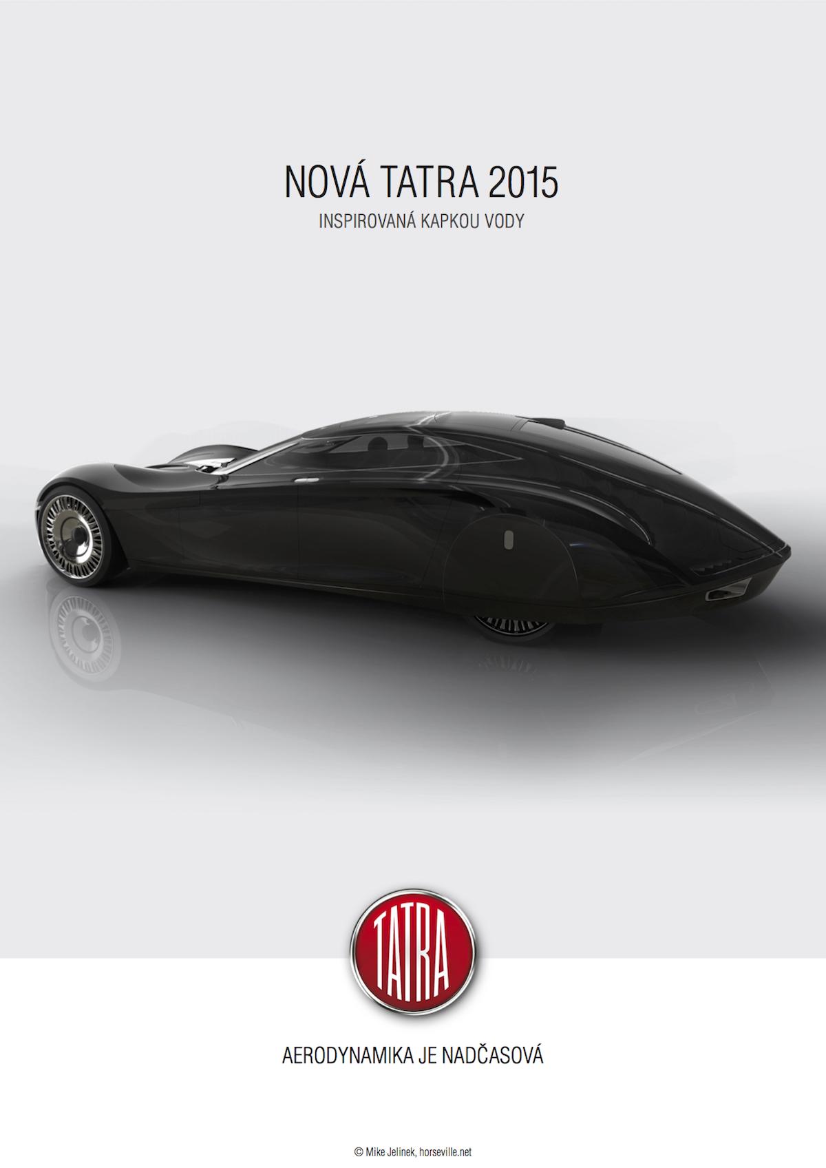 Aprílová vize Ogilvy: Tatra