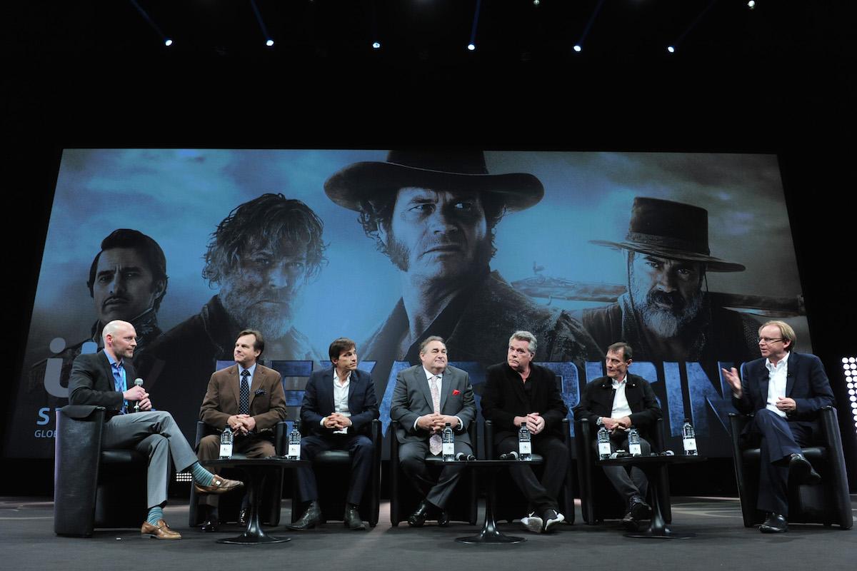 Televizní veletrh v Cannes přinesl novinku, velkorysý westernový projekt Texas Rising