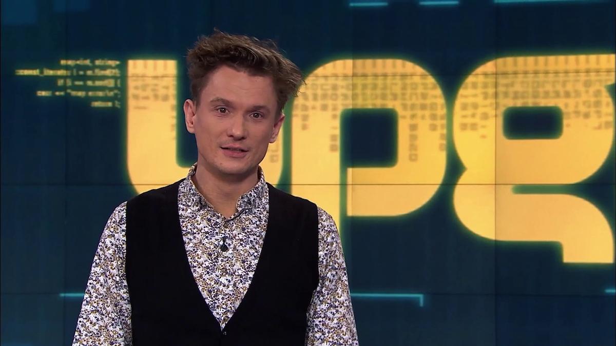 Tomáš Měcháček. Foto: TV Nova