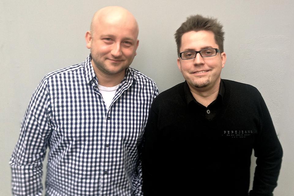 Tomáš Votruba a Jan Kotek. Foto: TL5