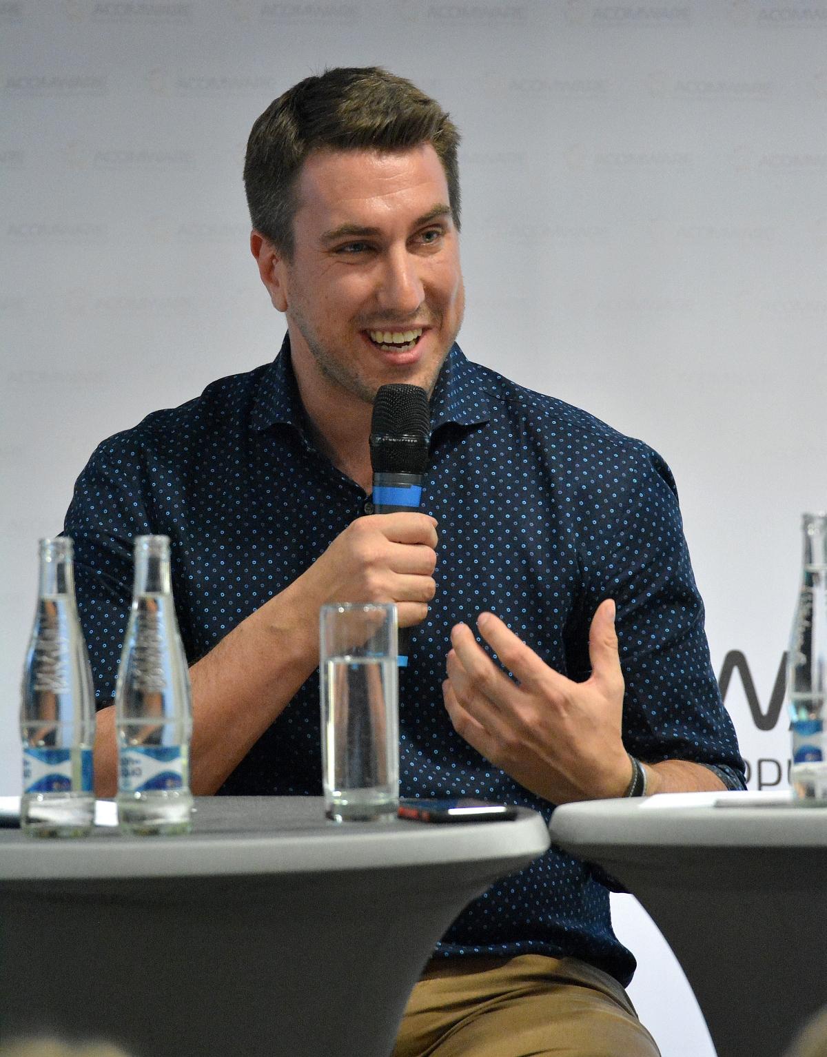 Tomáš Čupr v debatě z cyklu Eshopista