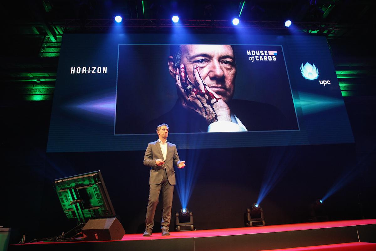 Uvedení služby Horizon na český trh proběhlo na pražském Barrandově