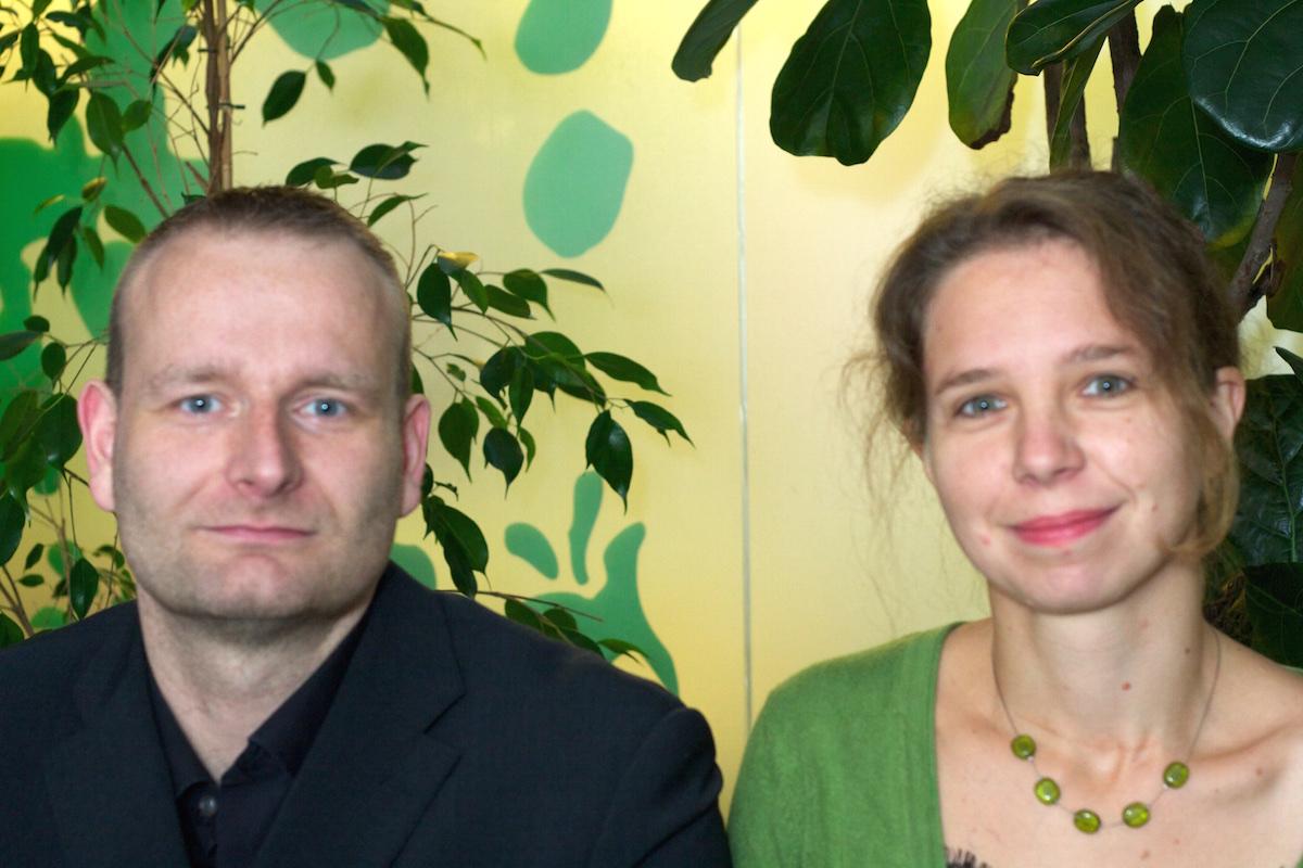 Michal Voda a Eliška Bártová