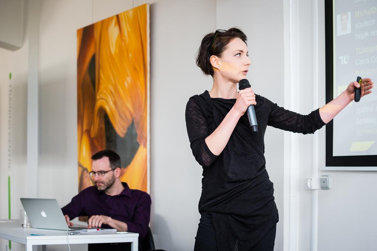 Kateřina Černická ze Starcom MediaVest