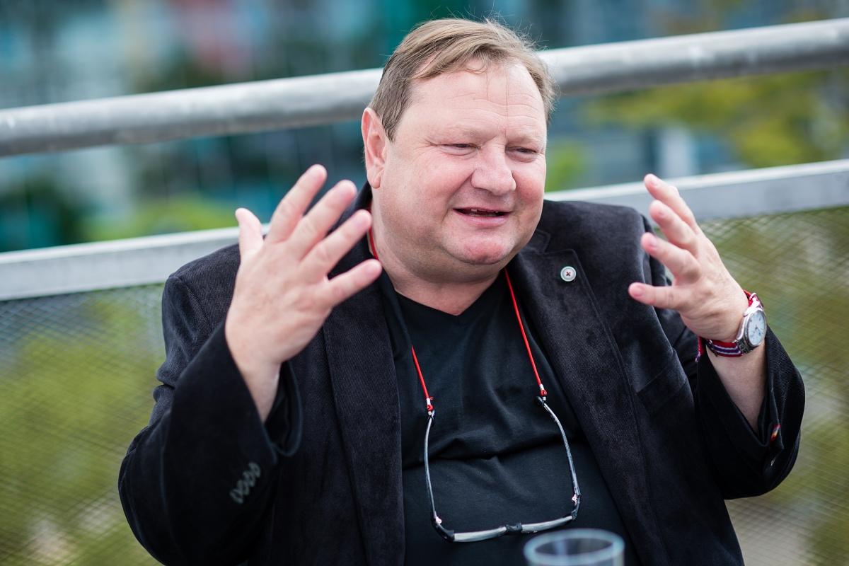 Martin Štěpánek. Foto: Vojta Herout