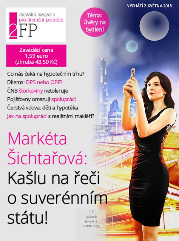 Titulní strana magazínu 2FP