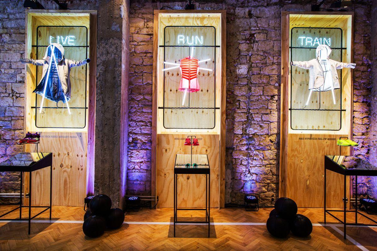 Nike Women Studio, Designblok 2014