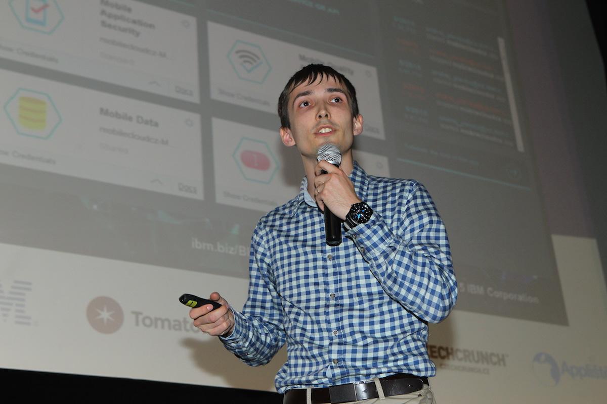 Ondřej Plevka z IBM připravil novinky této firmy