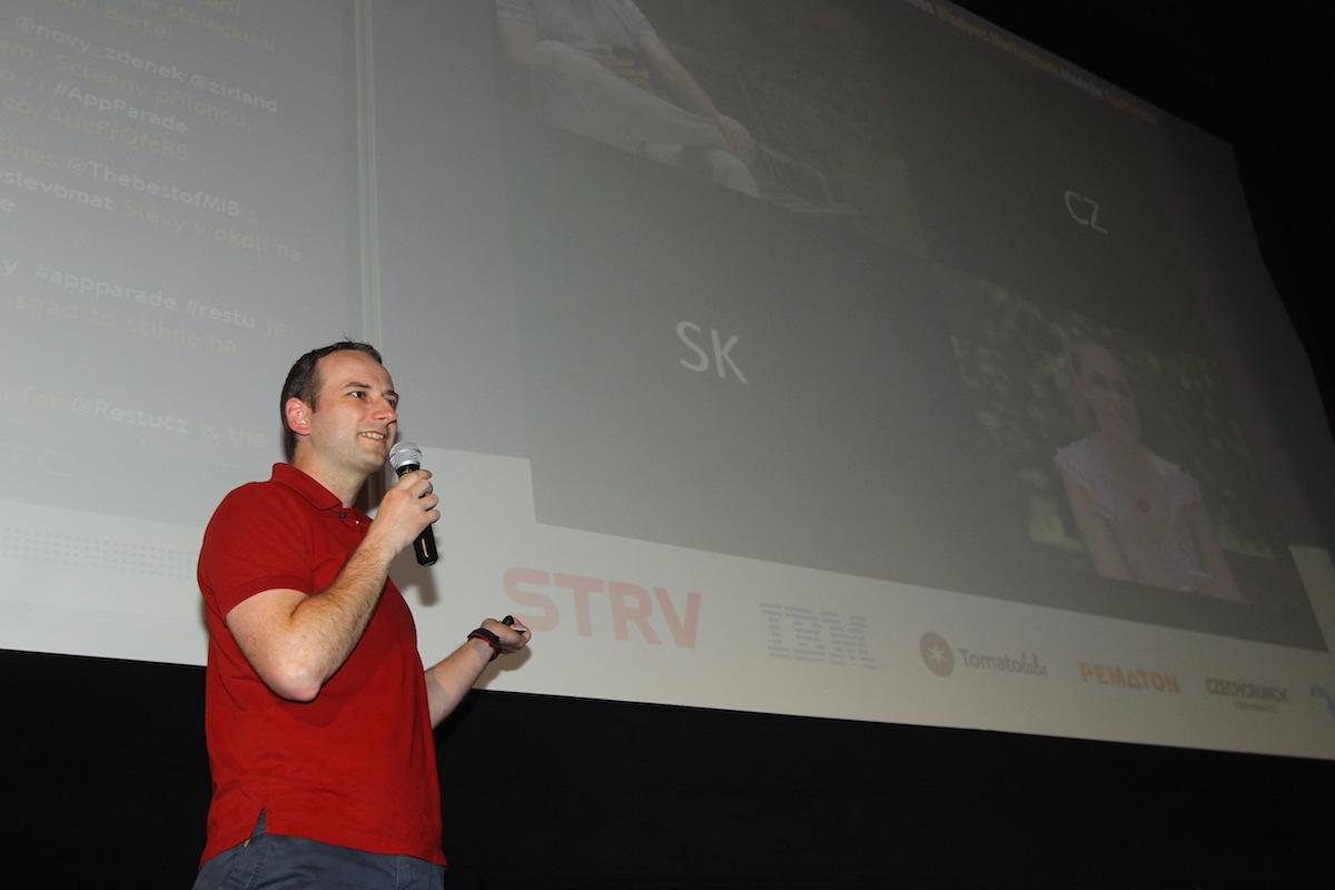 Šéf vývojářů Slevomatu Michal Bilka se pochlubil Slevami v okolí