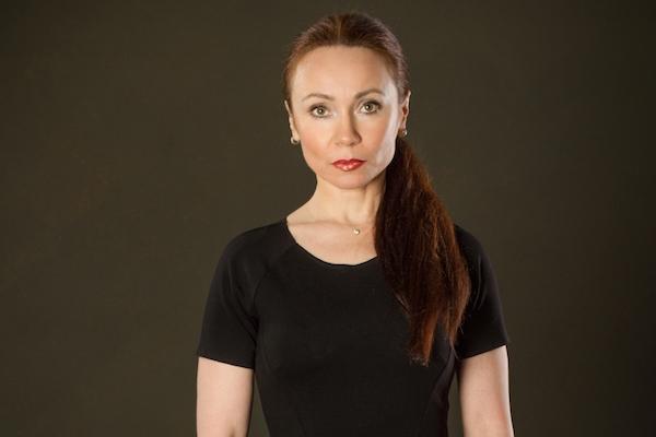 Druhou soudkyni Barbaru si zahraje Pavlína Kafková. Foto: TV Barrandov