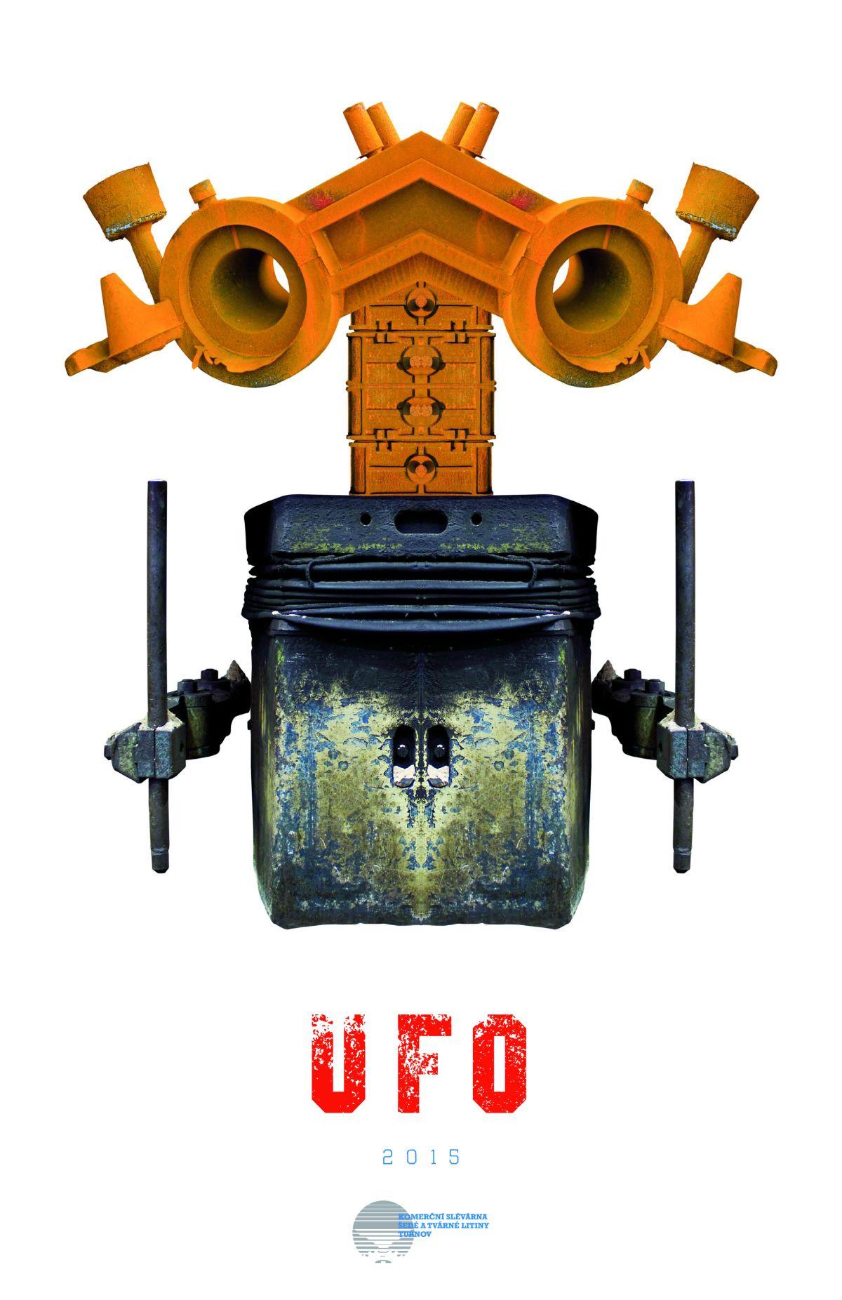 Propagační účin a hlavní idea - UFO 2015