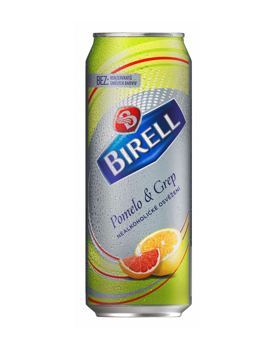 Birell představuje novou citrusovou příchuť