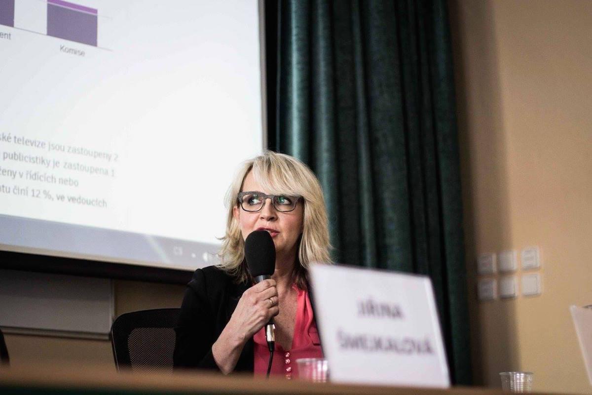 Petra Fundová. Foto: Kateřina Písačková