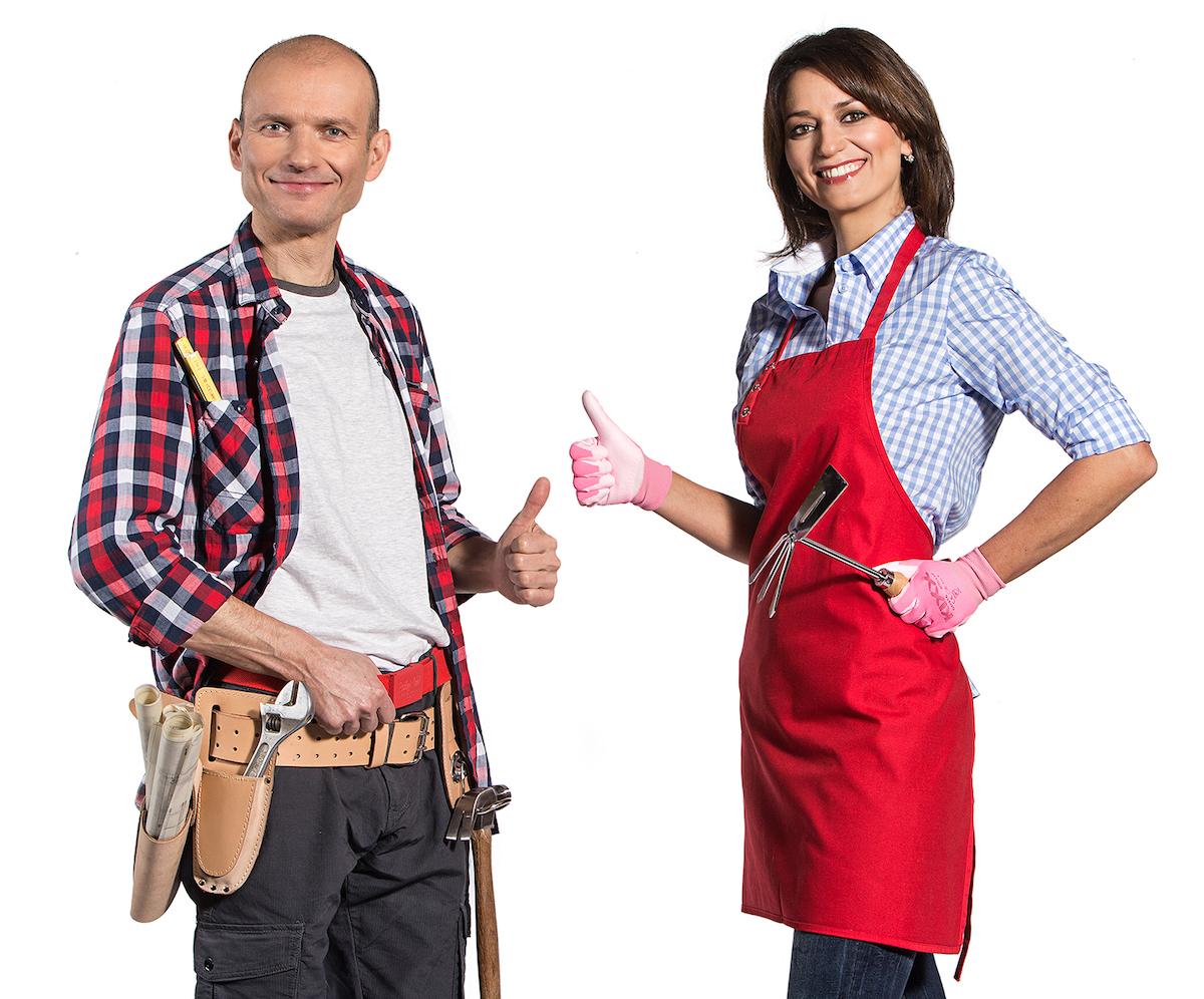 Dalibor a Adéla Gondíkovi. Foto: TV Prima