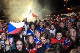 Zájem o hokej Čechů letos nižší než loni v Česku