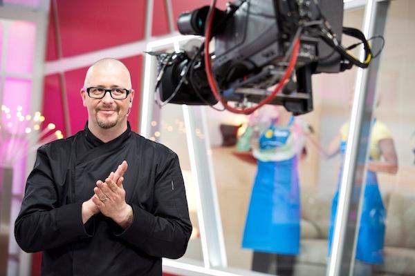Moderátor Jaro Žídek. Foto: TV Nova