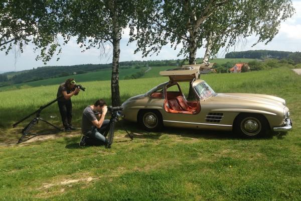 Nova uvede automobilové Legendy Jakuba Rejlka