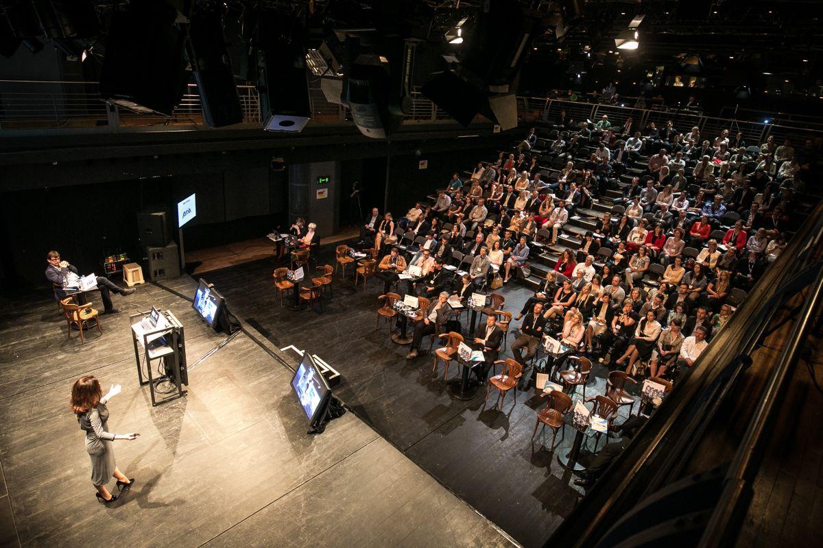 Konference Marketing Management proběhla v pražském divadle Archa