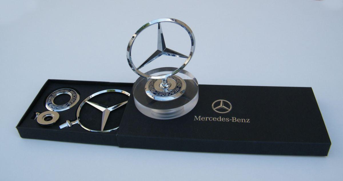 Speed Press Plus pro Mercedes Benz. První místo v kategorii Aplikace motivu na 3Dr
