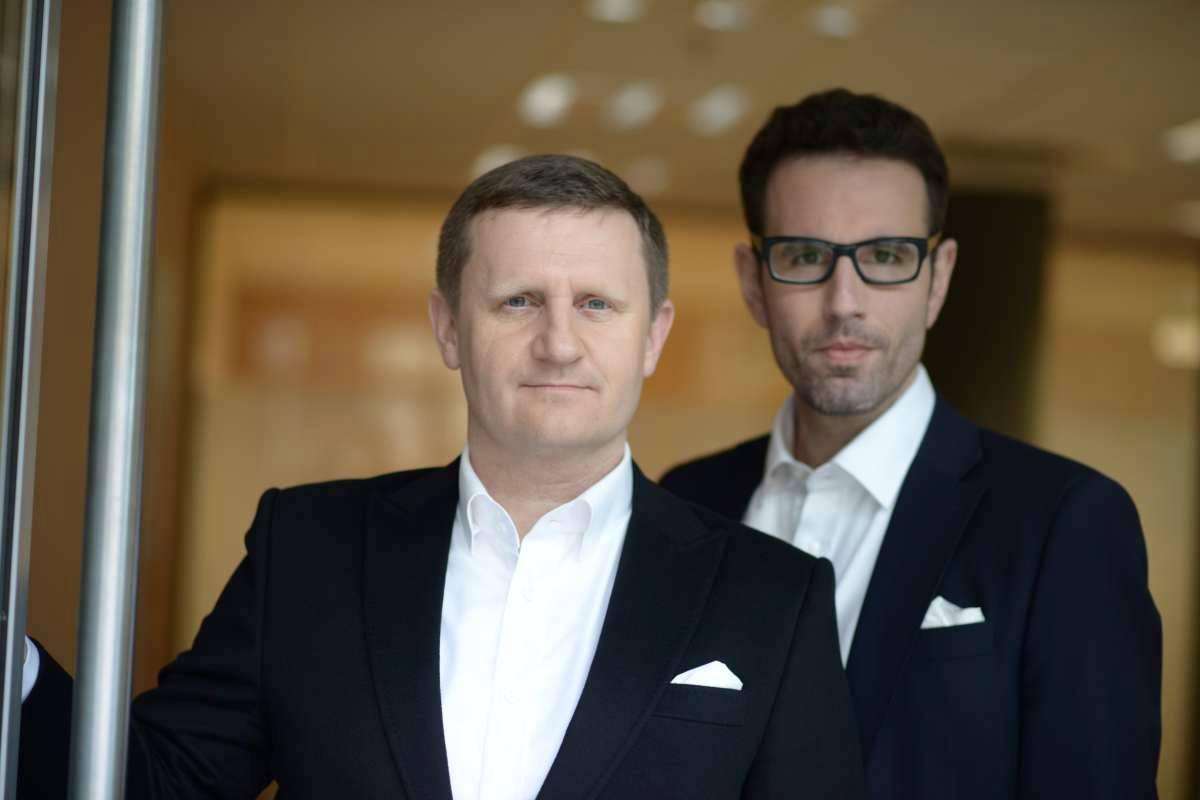 Miroslav Motejlek a Petr Skočdopole. Foto: motejlek.com