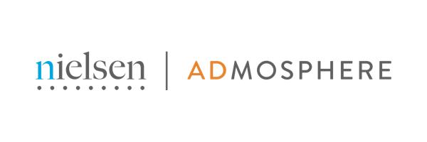 Logo přejmenované firmy Nielsen Admosphere