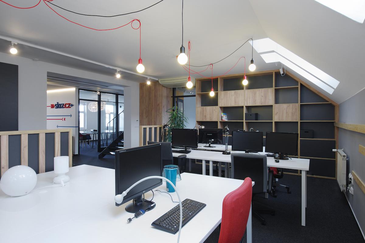Po designové stránce se pod nové kanceláře podepsalo studio Fame Design s architektkou Markétou Musilovou