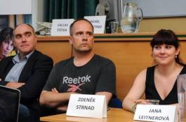 Mafra najala Kyšu a Strnada pro Mediahub.cz
