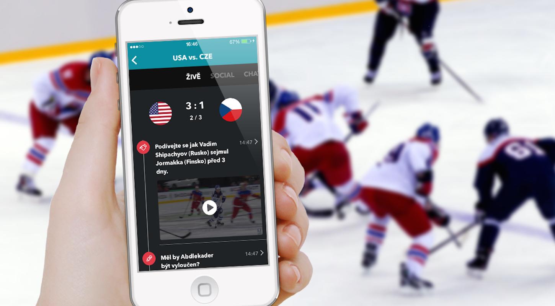 Mobilní aplikace Virgla obsahem propojuje televizi s mobilem