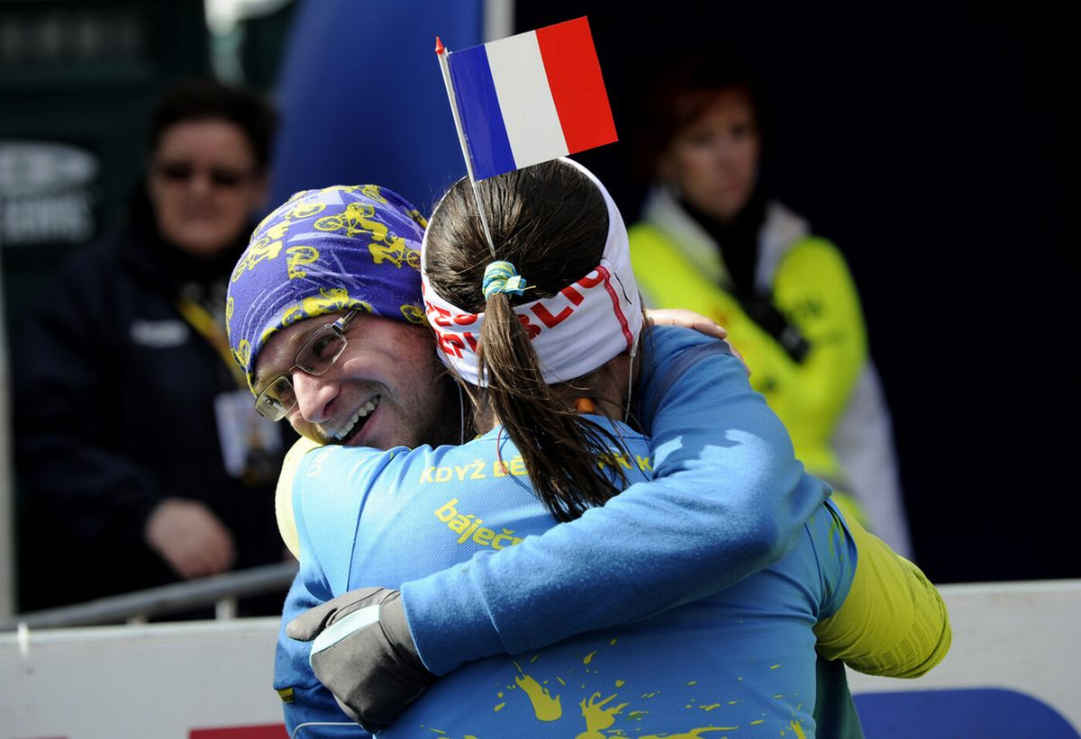 Radost ze sportovního výkonu může vytvořit citovou vazbu i se značkou. Foto RunCzech