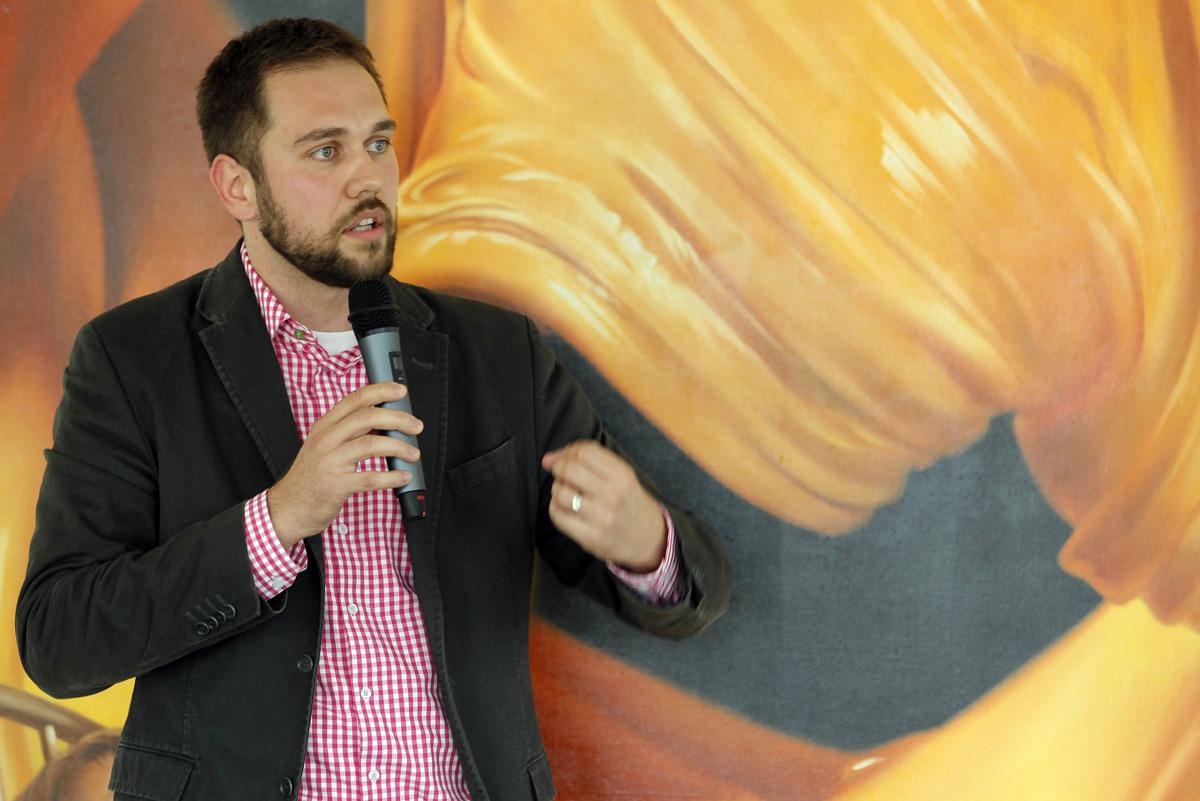 Peter Struckel, projektový manažer společnosti Mopet CZ. Foto: Jiří Koťátko