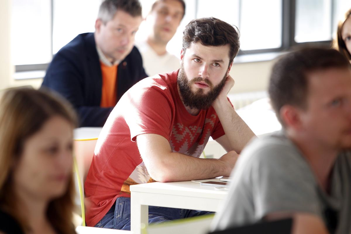 Příspěvky na  AppParade Meet zaujaly. Foto: Jiří Koťátko
