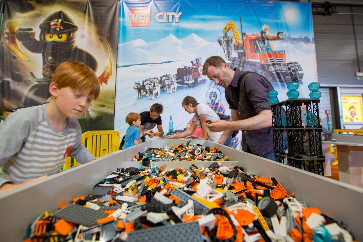 Lego KidsFest na výstavišti PVA Expo Letňany