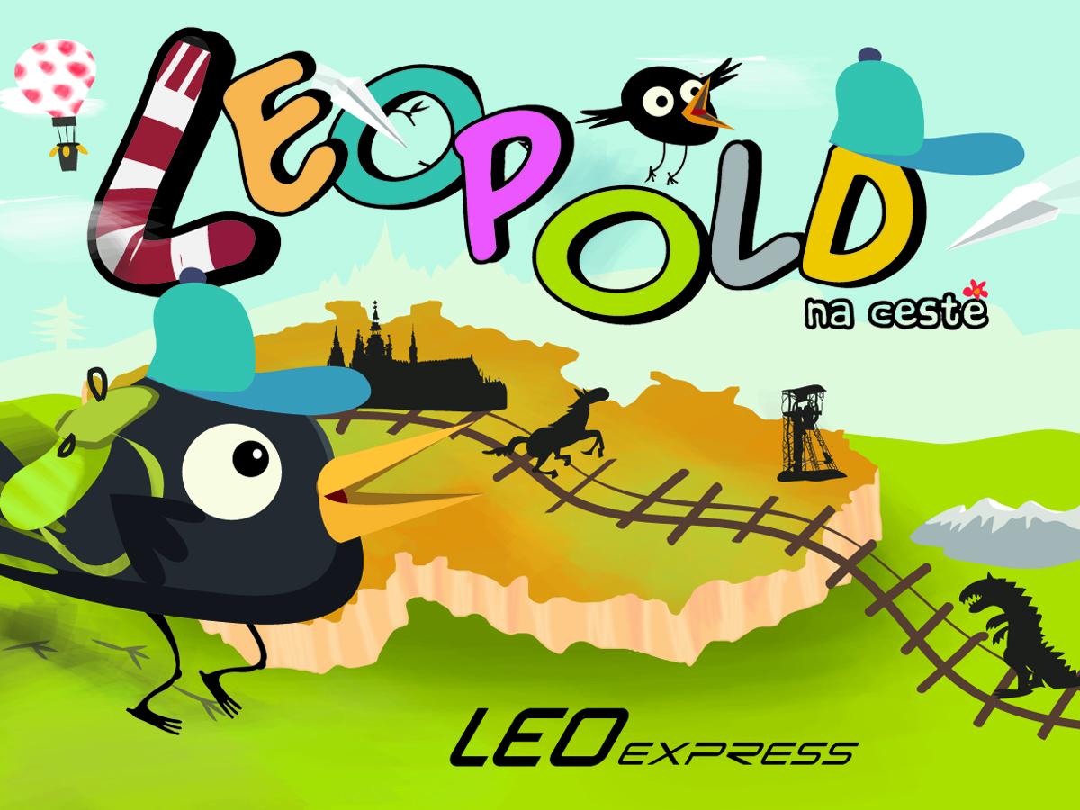 Dětský časopis Leopold