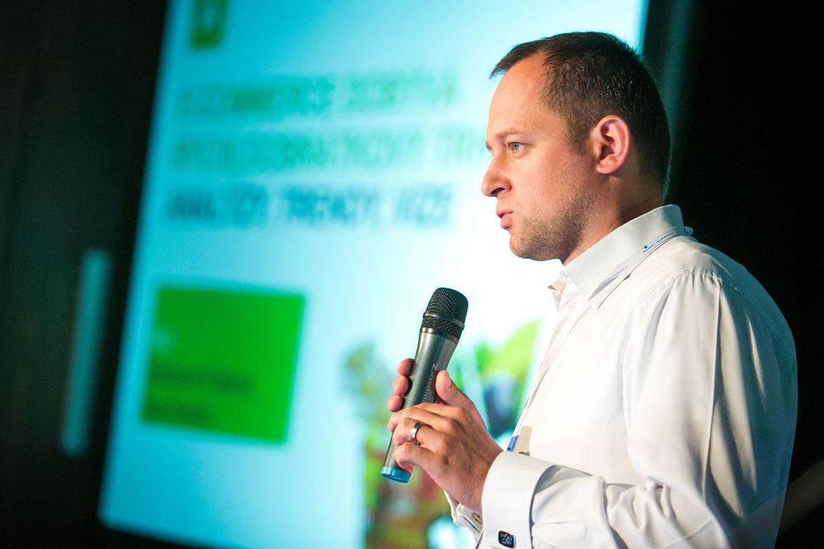 Peter Koubek, manažer onlinové služby iTesco. Foto Jiří Šeda