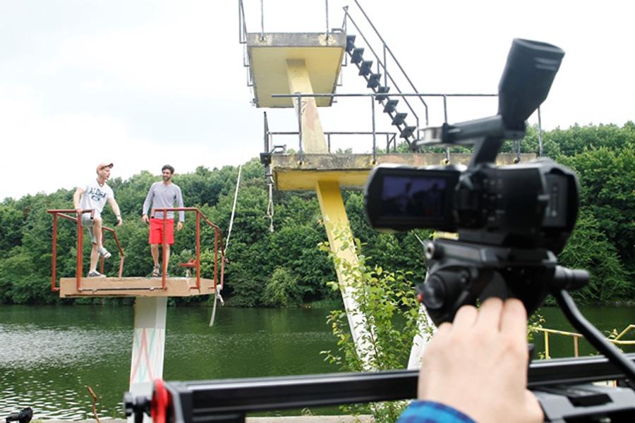 Natáčení pořadu probíhalo hlavně v Praze. Foto: Relax-Pohoda
